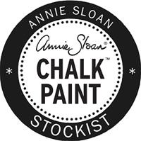 Annie Sloan - Stockist logos - Chalk Paint - Graphite