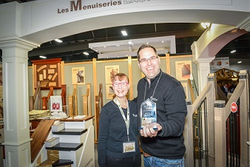 Les menuiseries lauriault